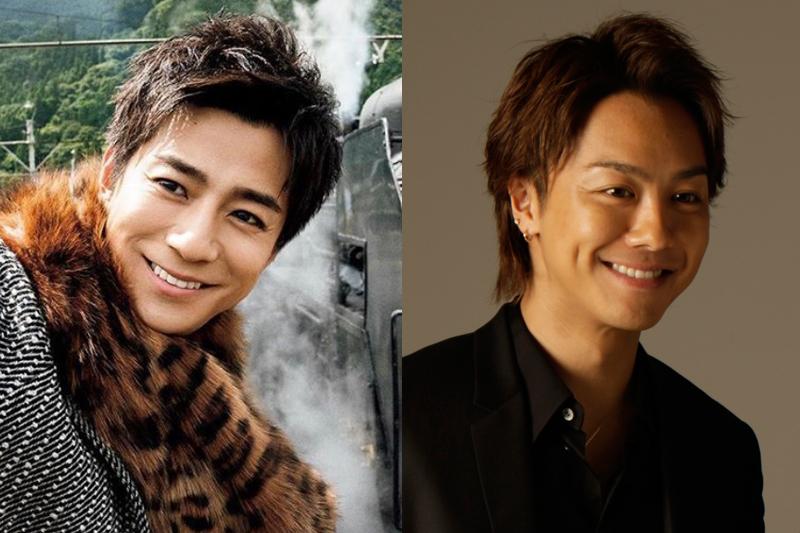 三浦翔平とTAKAHIROの顔写真
