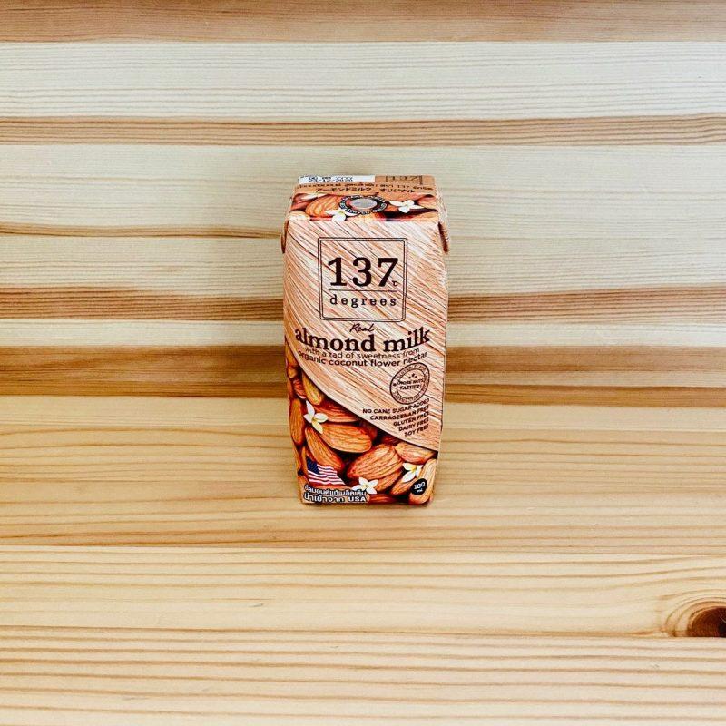 HARUNAの137ディグリーズ アーモンドミルク オリジナル