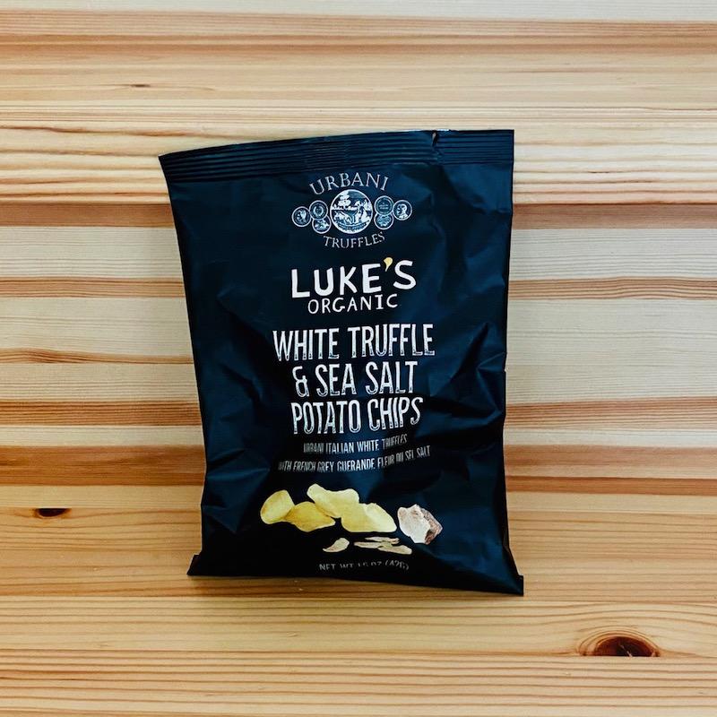 ルークスのオーガニックポテトチップス ホワイトトリュフ&シーソルト
