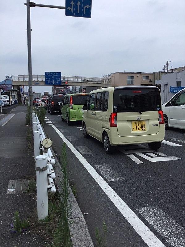 オバ記者が原付バイクで通った埼玉県内の道