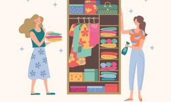 コロナ禍で「服を長く着たい」派が増加!服を長持ちさせるための保管法6つのNG