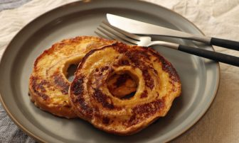 簡単激ウマのお麩フレンチトースト&プロテインアイス!人気YouTube「マッスルグリル」のダイエッ…