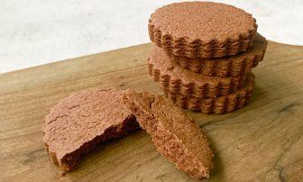 生しょうがで定番スイーツがヘルシー&温活仕様に「ジンジャーチョコクッキー」【市橋有里の美レ…