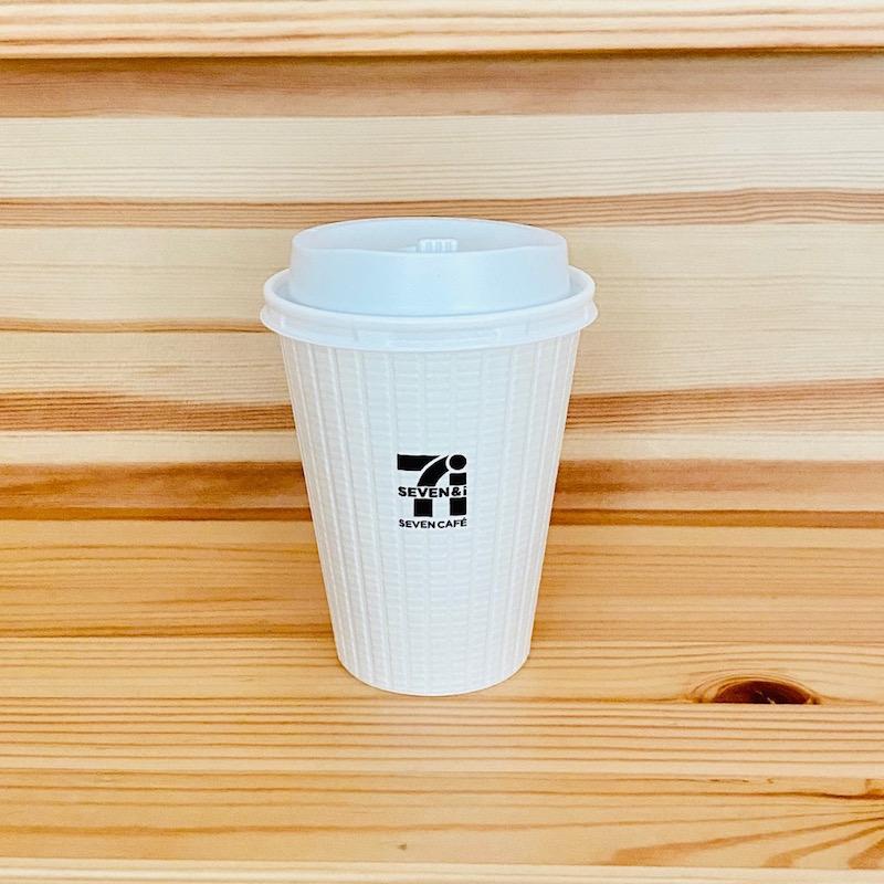 セブンイレブンの7カフェのホットコーヒーL