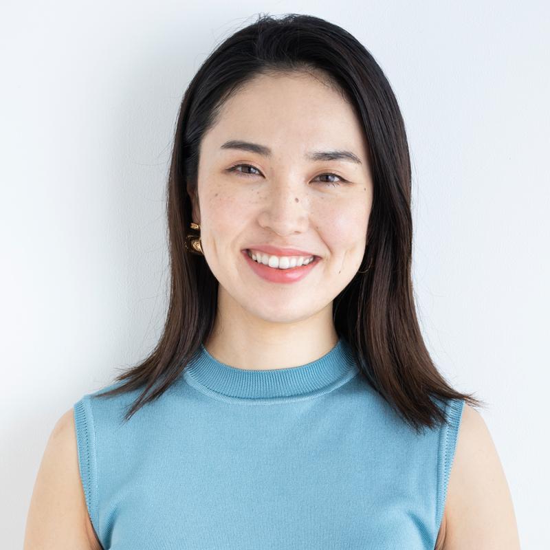 中根菜穂子さんの顔写真