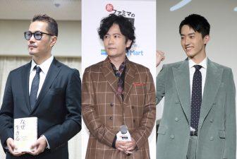 稲垣吾郎、杉野遥亮、ATSUSHI、DAIGOの「色」で演出したコーデ術【ファッションチェック】