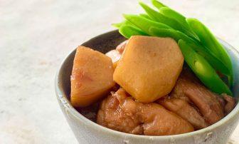 脂肪が燃焼しやすい体に!デトックス効果◎の「里芋と鶏肉のこっくり煮」【市橋有里の美レシピ】