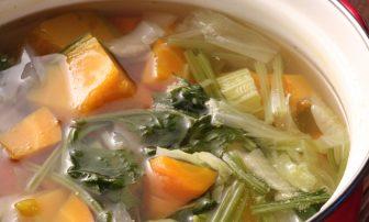 ウイルス学の権威が長年食べる健康食「野菜スープ」、抗酸化力の高い具材とレシピを紹介!