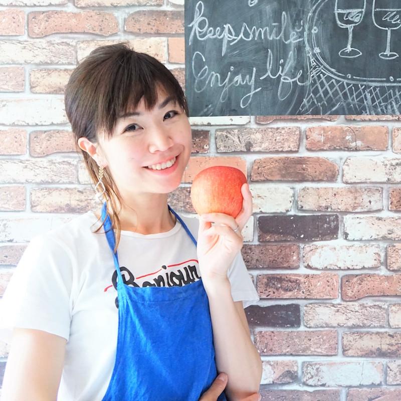 インナービューティ料理研究家の國塩亜矢子さん