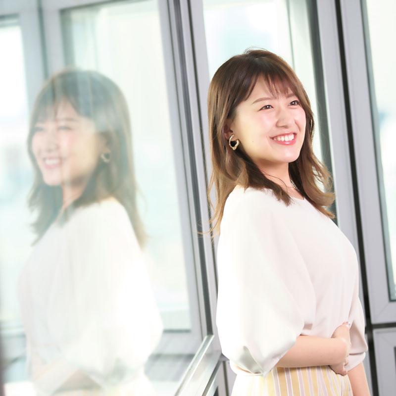 日本テレビ・尾崎里紗アナウンサー