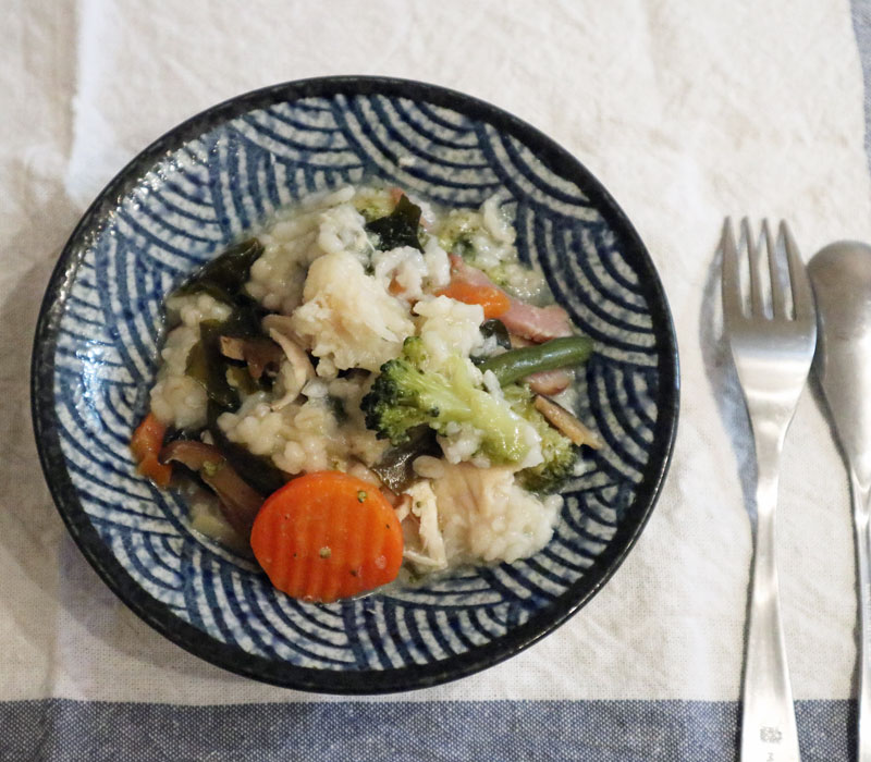 「EXILE ATSUSHI スナちゃんTV」で紹介されたダイエット炊飯器飯