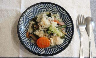 ATSUSHIも3kg痩せた!ダイエットの強い味方、具材たっぷり炊飯器飯を作ってみた