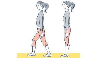 歩くだけで不調も改善!?「インターバル速歩」の簡単レベルアップアレンジ2選
