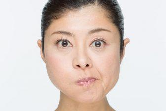 【-10歳顔を目指す10秒顔筋トレ】スキマ時間を使ってほうれい線を解消!