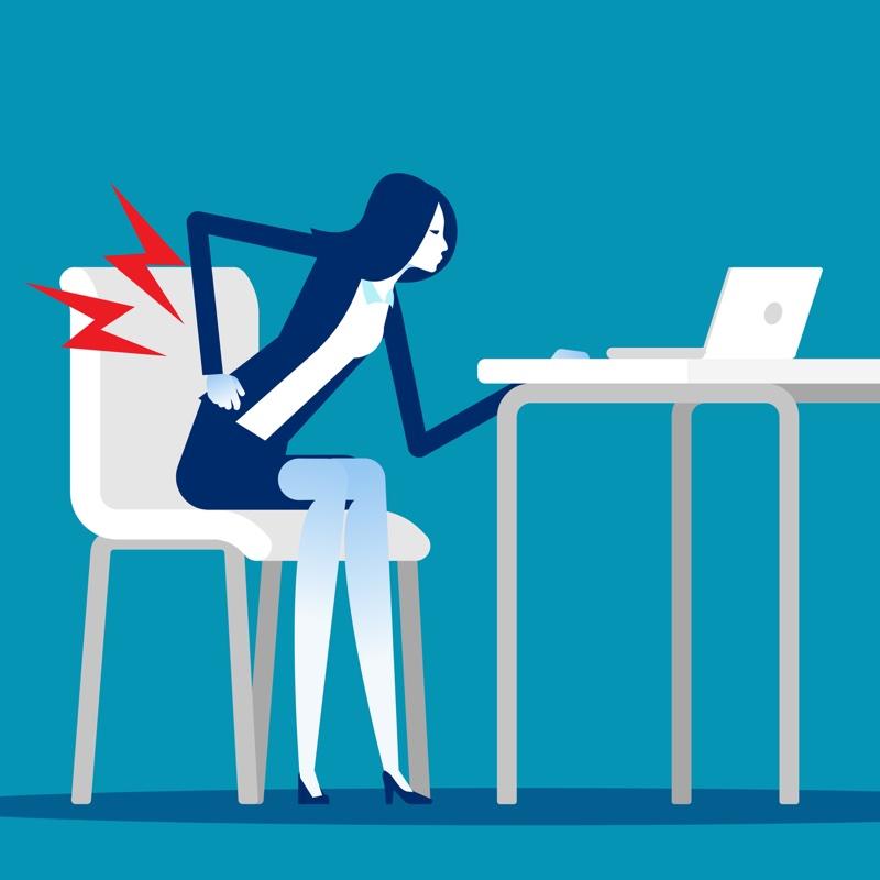 腰の痛みが気になったら…無理なくできる「おしり筋伸ばし」で腰痛を撃退! (1/1)  8760 by postseven