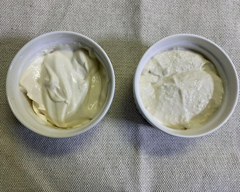 低糖質ティラミス2種