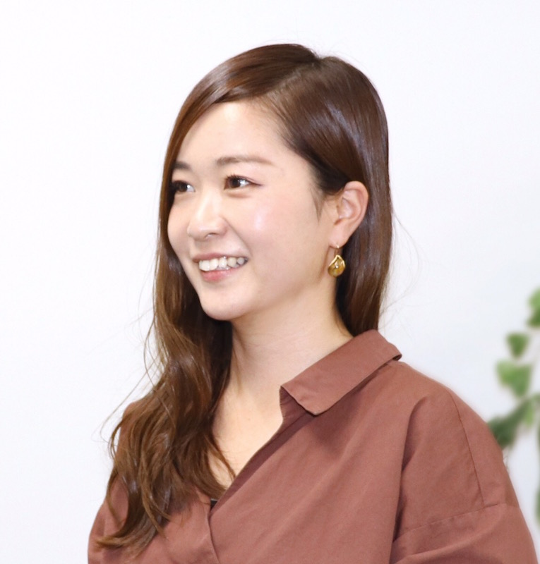 化粧品ブランド「VIRCHE(ヴァーチェ)」代表の藤原友香さん