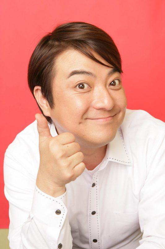 彦摩呂さんの顔写真