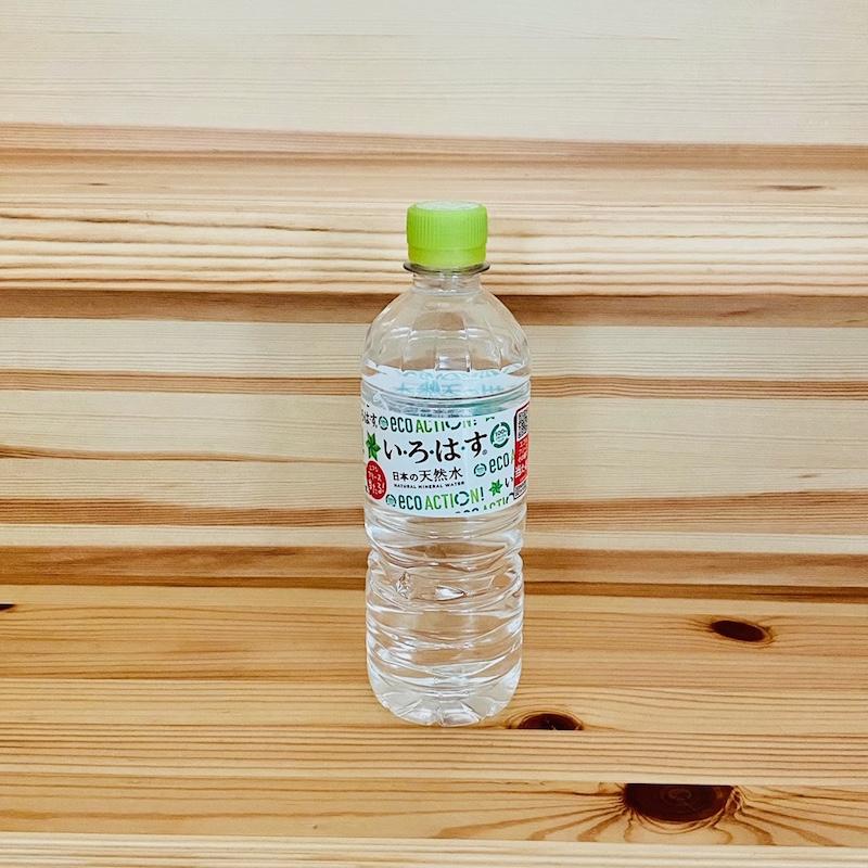 コカ・コーラのい・ろ・は・す 天然水 555ml