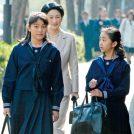 入学式に向かう眞子さまと佳子さま
