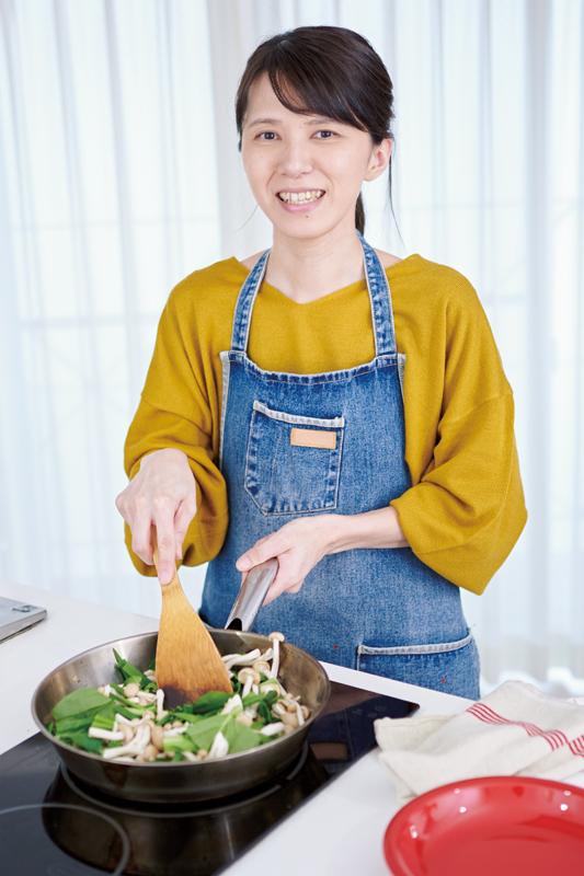 カフェ経営・料理研究家 松本有美(ゆーママ)さん