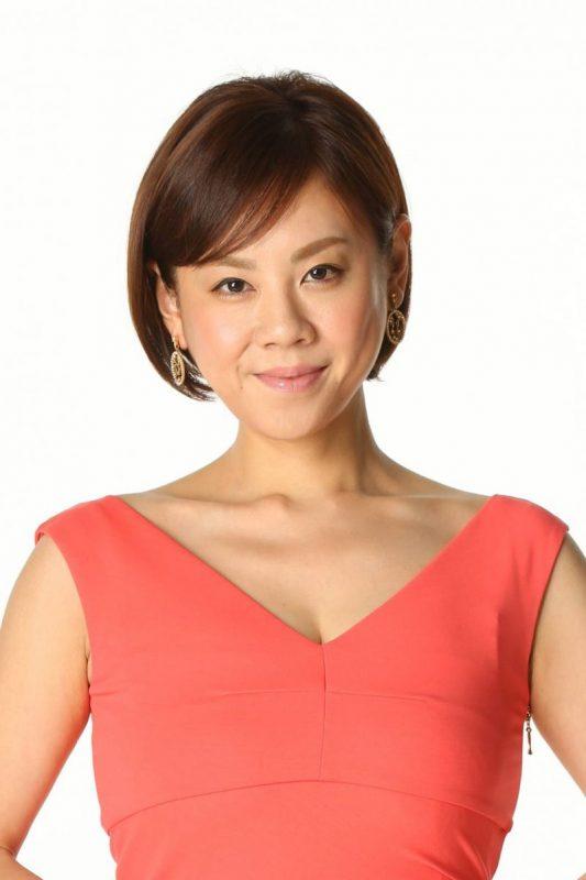 フリーアナウンサー 高橋真麻さんの顔写真