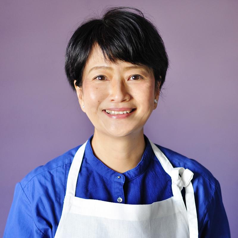 料理研究家・山脇りこさんの顔写真