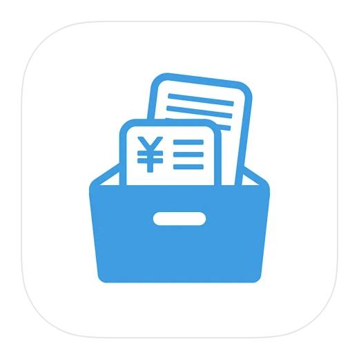 会計アプリ「Kaikei」のトップ画面