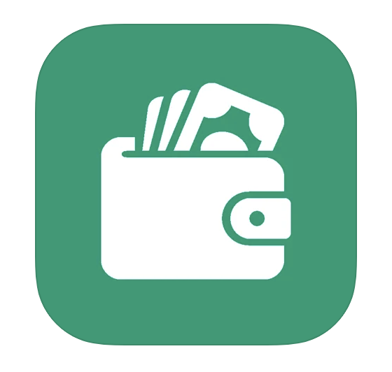 会計アプリ「Taxnote」のトップ画面
