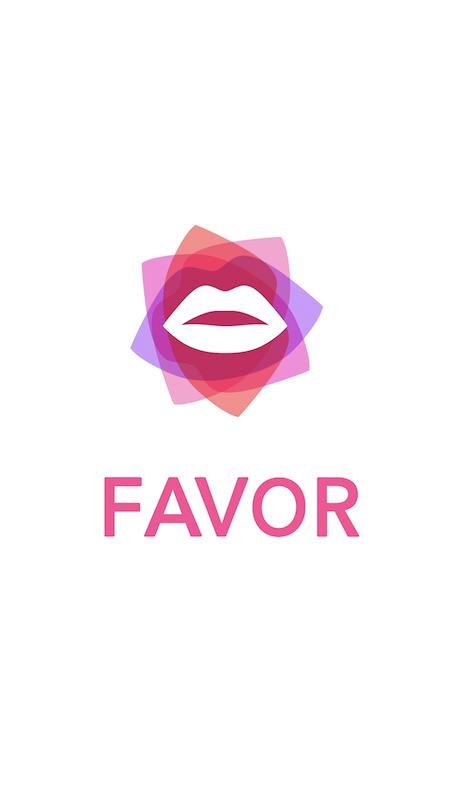 コスメレビューアプリ「FAVOR」のトップ画面