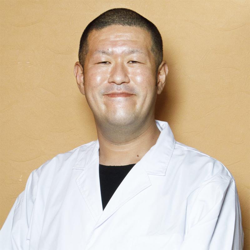 エフ・エフ・アルファ 総料理長・五味祥夫さんの顔写真