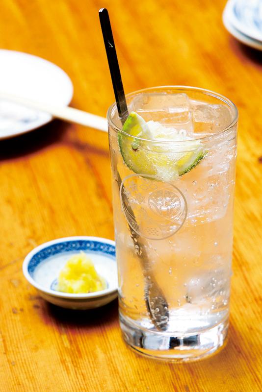 瀬戸田のレモン塩de酎