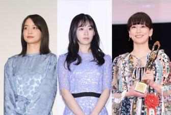 水川あさみ、森七菜ら人気女優4人が春を先取り。華やかな春色ワンピ&ドレスコーデ