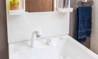 掃除の効率をアップする洗面台の整理&収納テクニック【新津春子のラクするお掃除術】