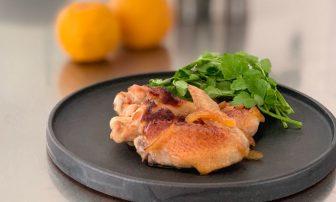 高級コスメより食べ物でケア!?ふっくらハリ肌目指す「鶏肉のゆず茶ロースト」【市橋有里の美レシ…