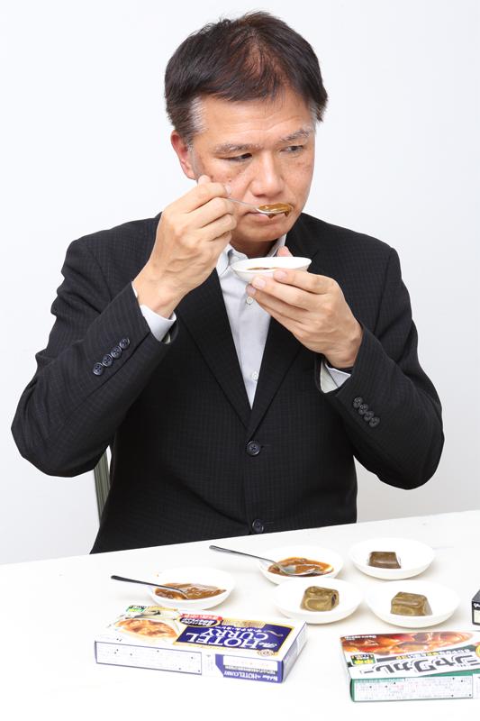 カレー総合研究所代表 井上岳久さん