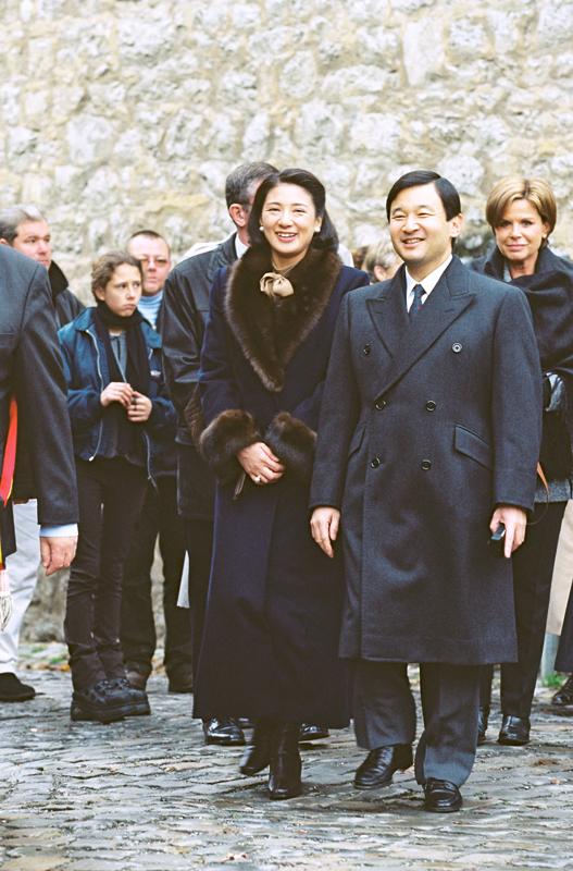 ベルギーをご訪問される天皇陛下と雅子さま