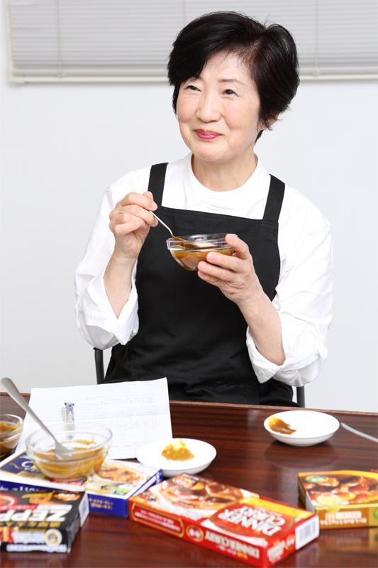 料理研究家 松村 圭さん