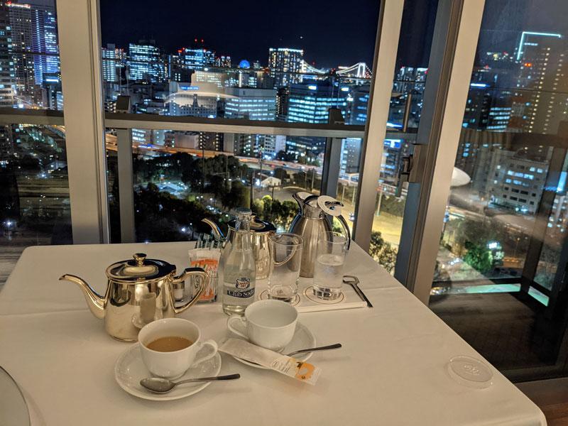 「ザ・プリンス パークタワー東京」の部屋