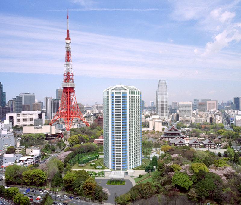 「ザ・プリンス パークタワー東京」
