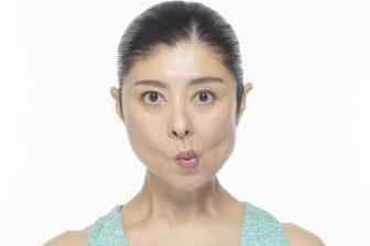 【-10歳顔を目指す10秒顔トレ】唇も老化しますよ!口周りや唇の縦じわ解消する「唇ぷるるん」