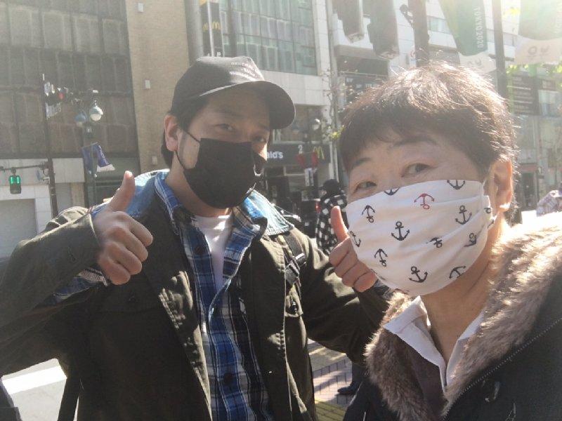 佐々木淳平氏とオバ記者