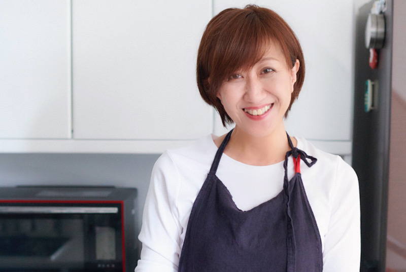 料理研究家の奥田和美さん