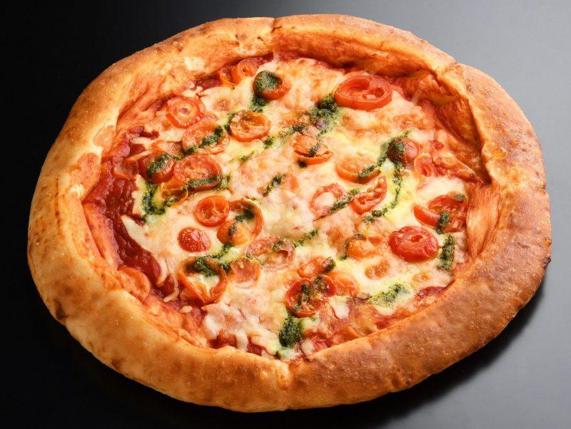 オーケーのピザ