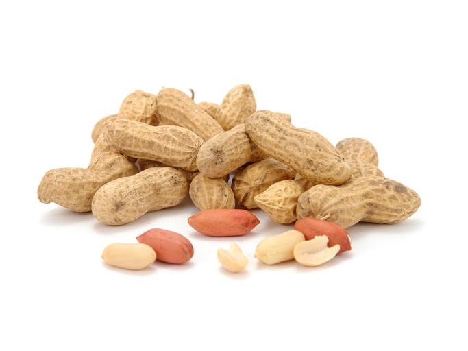 10種類のナッツ、目的別の選び方 ピーナッツ