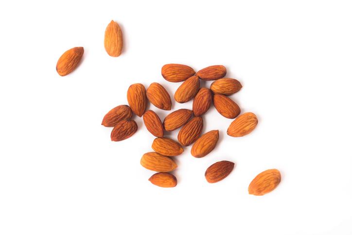 10種類のナッツ、目的別の選び方 アーモンド