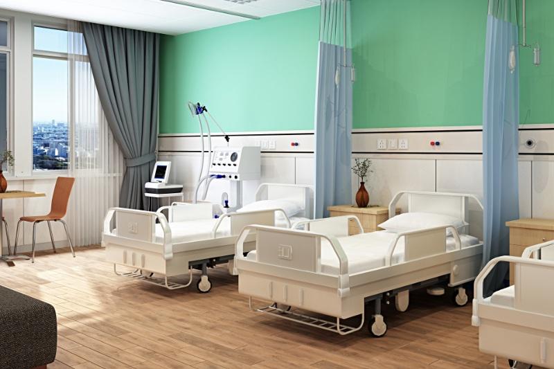 入院部屋のイメージ