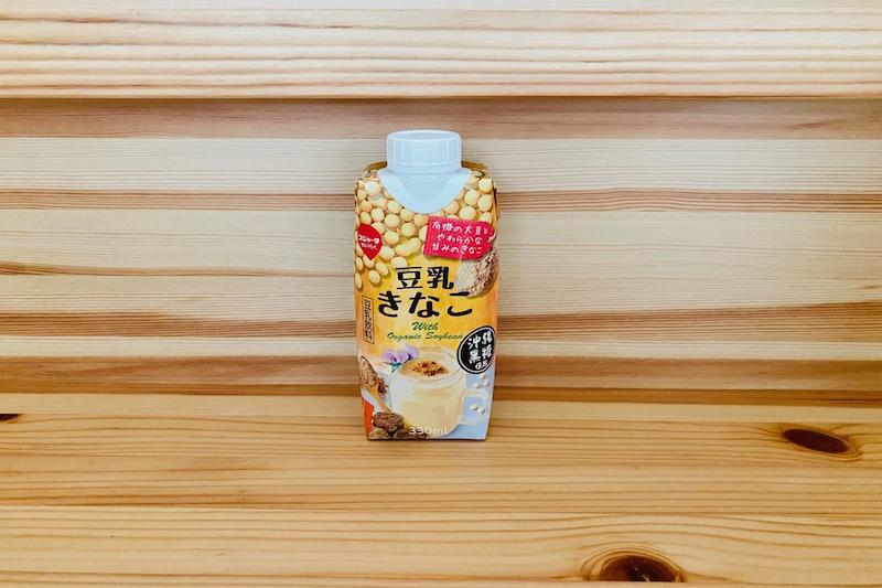 スジャータめいらくの有機大豆使用 きなこ 豆乳飲料