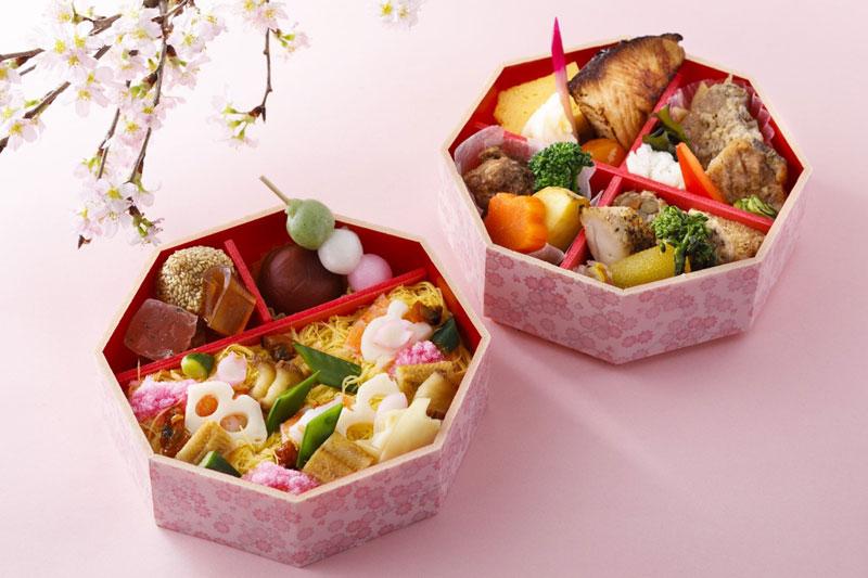 ホテルニューオータニ幕張 『春爛漫弁当』