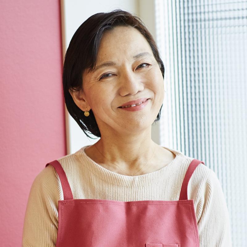 料理研究家・上田淳子さん